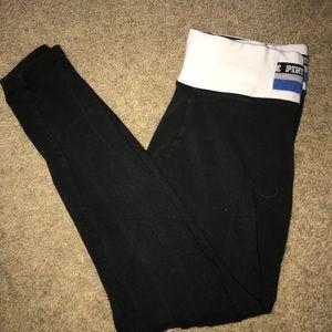 PINK- cotton leggings
